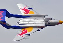 Model aircraft - DH twins