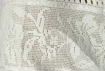 Hardanger and cutwork