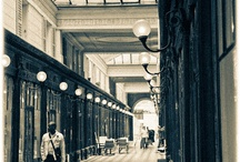 dreamy arcades and passages