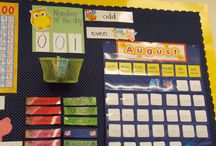 First Grade classroom ideas / by Mary Walker-Hargrove