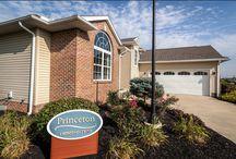 The Princeton Exterior / by Wayne Homes