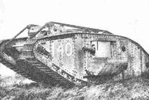 Tank WW1
