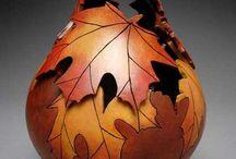 gourd art / by Paula Henderson