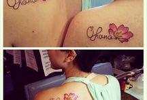 Tattoo / by Nicole Hess