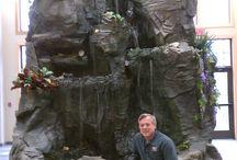 домашние водопады