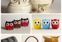 ; Owls / by Jessica Wright