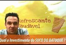 Franquia - Suco do Batuque / Todas as informações necessárias para você se tornar um franqueado de sucesso do Suco do Batuque