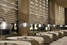 Restauranter- Har opplevd og vil gjerne oppleve / diverse tips om resturanter/interiør verden over.