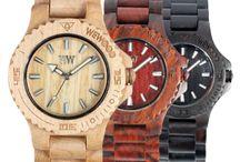 We Wood / Een merk die een boom plant voor elk gekocht horloge.
