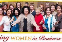 Thriving Women in Business Community www.twibc.com / We are a community of ambitious, women entrepreneurs who are in business to uplift ourselves, our families and our local and global communities. If you are a woman on a mission with a desire to serve, you are invited to join us!  We publish Thriving Women in Business Magazine, a national print magazine, digital magazine and weekly e-mail magazine, all put together to provide massive value to women in business every where.