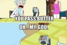 Rick and Morty :3