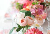 Bloemen inspiratie - Wedding flowers / Hoe gaat jouw bruidsboeket eruit zien? Doe hier vast inspiratie op voor bruidsboeketten en andere bloem-ideeën.