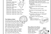 Preschool music / by Jennifer Woods