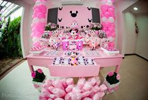 Minnie Mouse birthday party / by Katie Reynolds