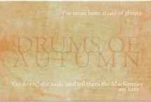 Outlander Drums of Autumn