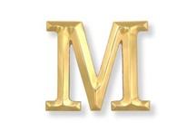 M ~MICHELE~ MIRANDA~ / Monogram