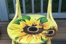 chaise soleil