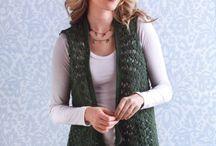 Crochet Shrugs, Vests,  Kimonos / Crochet Shrugs, Vests, Kimonos