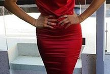 Rochii roșii de banchet