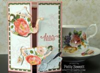 Stampin' Up! Big Shot and Dies / Projects using SU! Big Shot Dies, Framelits and Thinlits