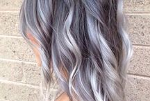 Glamorous Grey / All things silver and grey