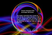 Angelmessages / Messenges from Angels, Ascended Masters, Spititual Guides and Angelnumbers
