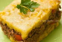 A little bit of my country ~ Dominican Republic / a collection of typical Dominican recipes / by Tania Johnson