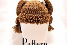 Knitting and sewing ideas / by Crystal Ashley Kebler