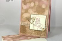 Stampin Up Falling in Love DSP