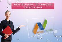 Nipra 3D Studio - 3D Animation studio in India