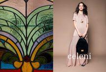 Celeni 2017aw Campaign Hajós 32 / Photo: Liziczai Reka Photography Make Up: Leslie Zsédely Hair: Nikolett Varga Model: Kinga Szőke Visage Model Management Jewellery: Karman Jewelry