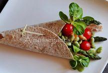 Receptes salades