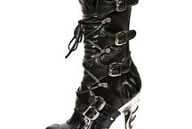 Amazing Shoes! / All kinds of amazing Shoes, Boots and High Heels!