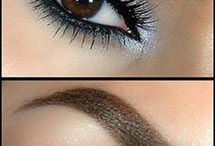 Those Eyes / Different Colour Eyeshadows