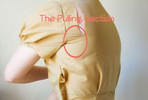 Fitting and finishing / everything on professionally fitting and finishing homemade garments