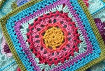 Crochet - Block a Week CAL 2014