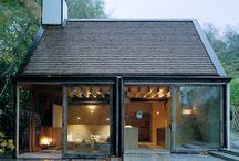 minimal natural house