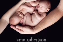 newborn twins photography
