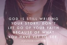 A strong faith is a strong life