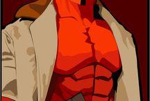 hellboy clasic