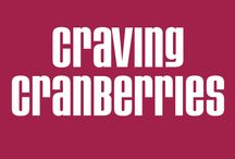 Craving Cranberries / Fabulous cranberry recipes illustrated by artists from around the world.