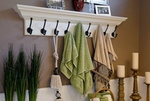 Home Sweet Home - Bathroom / by Donna Garrison