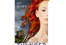 Highland Thunder (Isle of Mull Series) /  Highland Thunder, The sequel to To Bewitch a Highlander, is available now at Amazon!   A storm is coming...