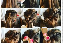 Hair and Hair styles for long thick hair