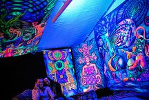Psychedelic rooms