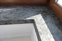 Kamieniarstwo Szczecin / Tablica prezentuje ofertę usług kamieniarskich w Szczecinie. Firma Kamieniarstwo Janik zajmuje się głównie parapetami z kamienia i granitu oraz blatami granitowymi i z kamienia.