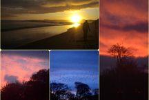 Solnedgång/Sunsets