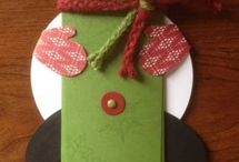 Gift Card Holders / by Melissa Oswald