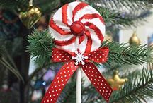 Tree lollipop xmas