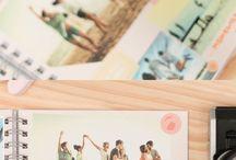 Álbumes de fotos / Álbum scrap original - EJDN